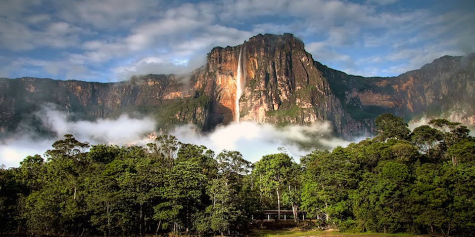 Angel Falls_ cascata