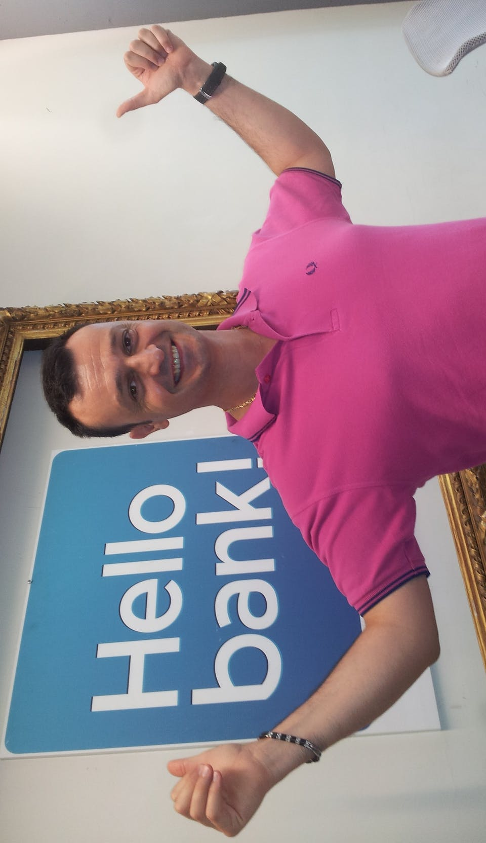 Intervista a Davide, gestore di Hello bank!