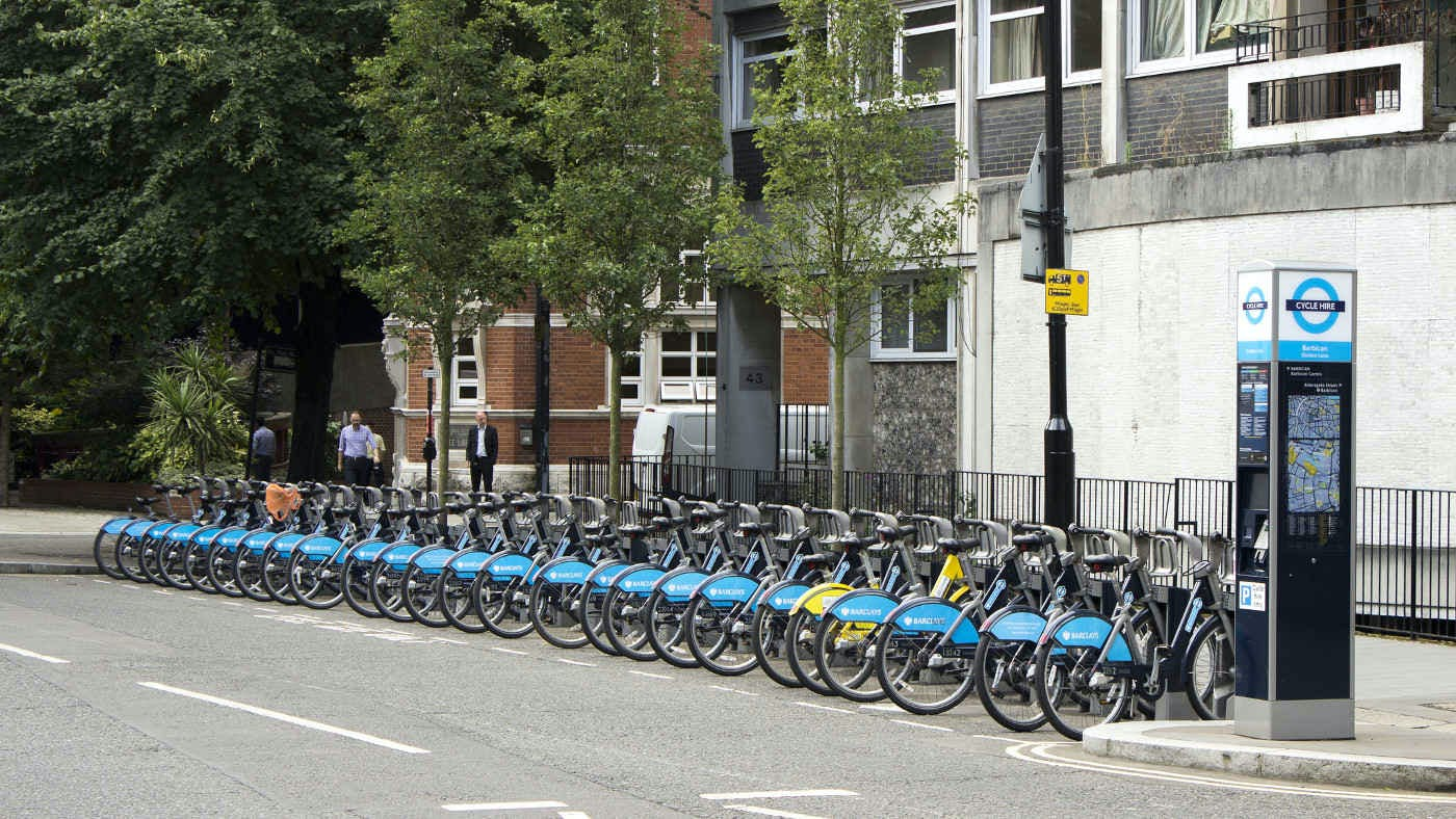 Come visitare Londra con il bike sharing