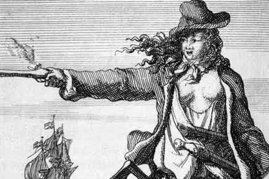 Mary Read e Anne Bonny: le leggendarie piratesse dei Caraibi
