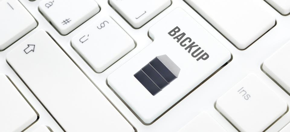 "Che cos'è e a cosa serve il ""backup""?"