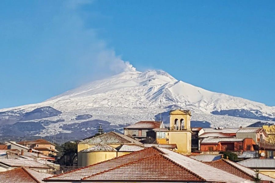 L'Etna: il vulcano italiano patrimonio dell'umanità