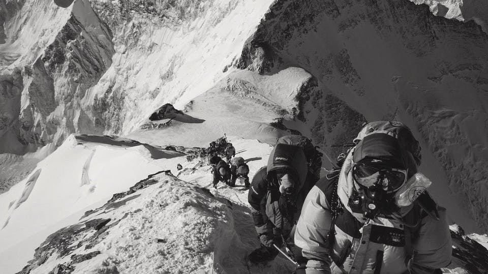 Quanto costa scalare l'Everest?