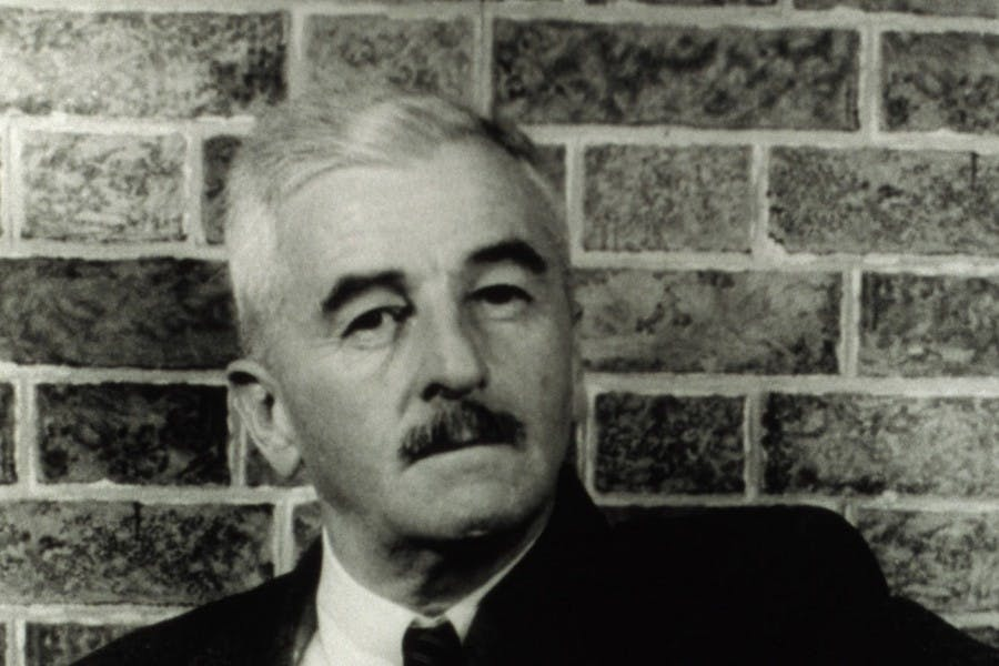 William Faulkner: guida all'eterno rivale di Ernest Hemingway