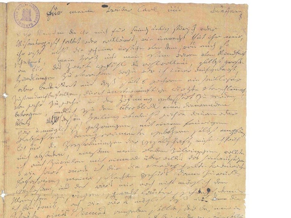 lettera beethoven 1