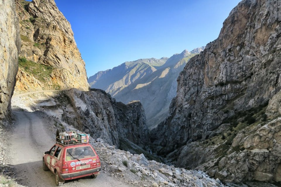 mongol rally 10