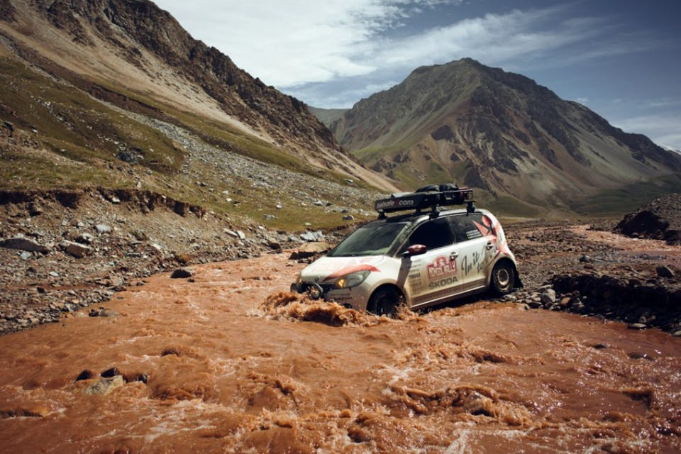 mongol rally 3