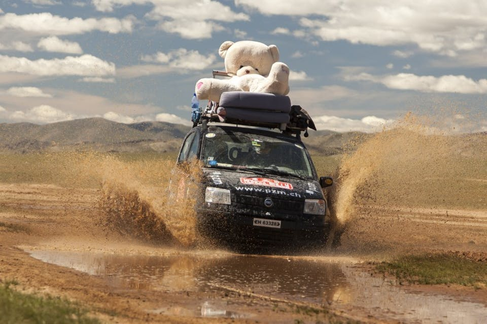 mongol rally 4