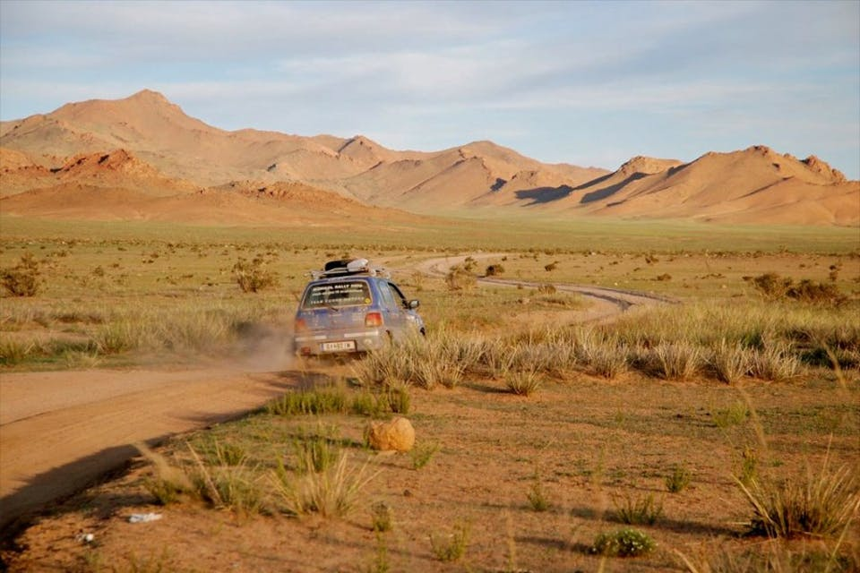 mongol rally 6