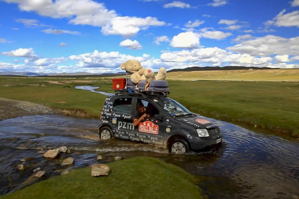 mongol rally 8