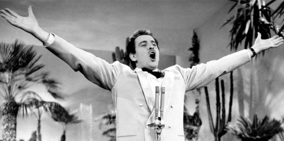 Domenico Modugno. Via