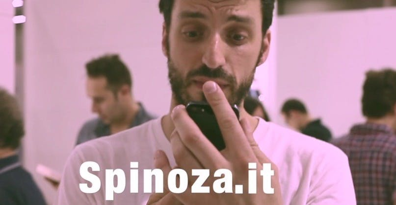 Video: Hb! a Torino allo stand di Spinoza.it e BAO Publishing