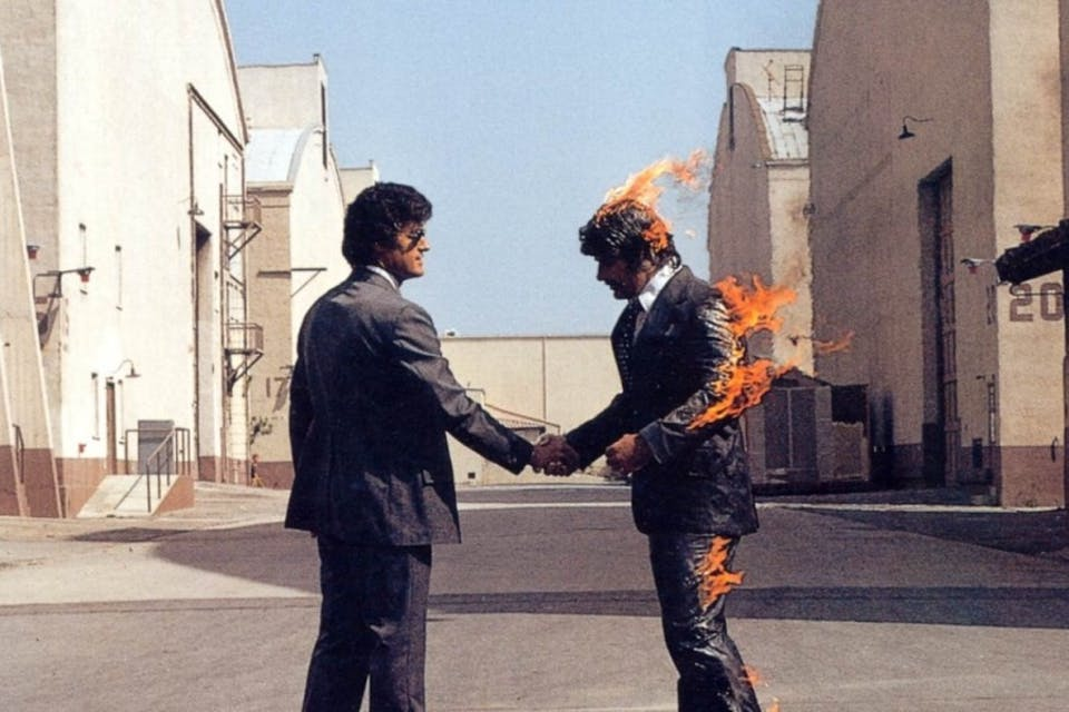 "La storia di ""Wish you were here"" dei Pink Floyd, l'album dell'assenza"
