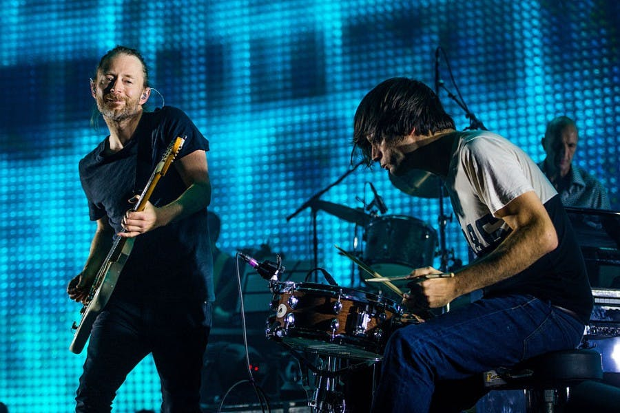 Concerti Radiohead 2017 in Italia: le ultime news sul tour italiano