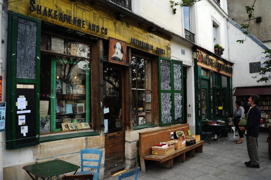Shakespeare and Co., la libreria più amata dagli artisti