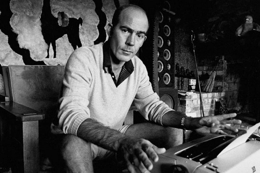 Hunter Thompson: il fondatore del gonzo journalism